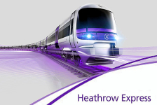 LONDON TO HEATHROW EXPRESS TRAINS